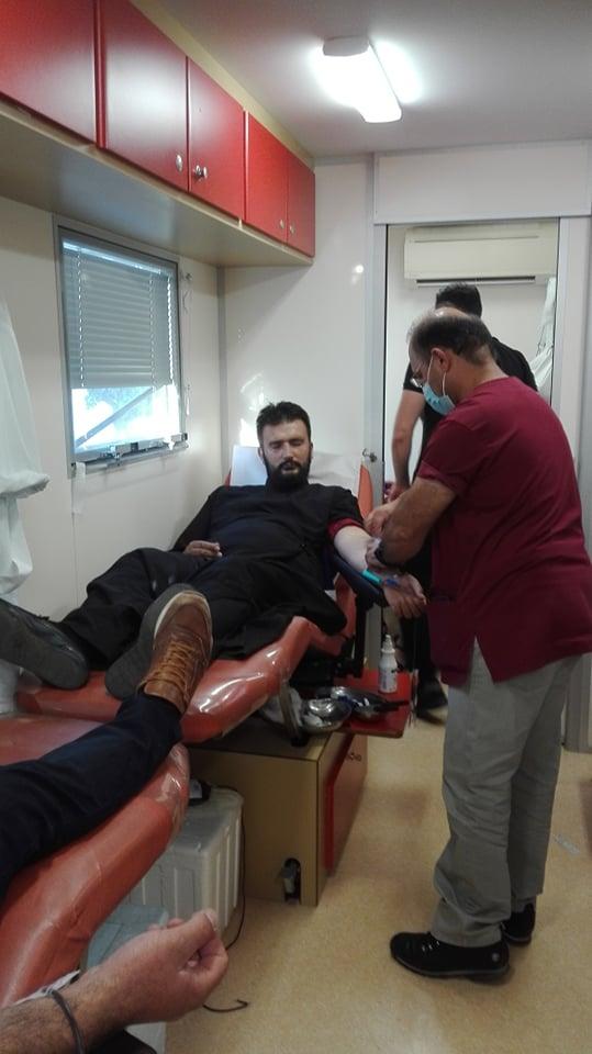 Ανώγεια εθελοντική αιμοδοσία