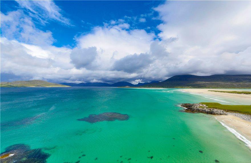παραλία σκωτία