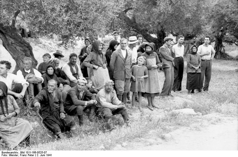 Γερμανοί Χανιά