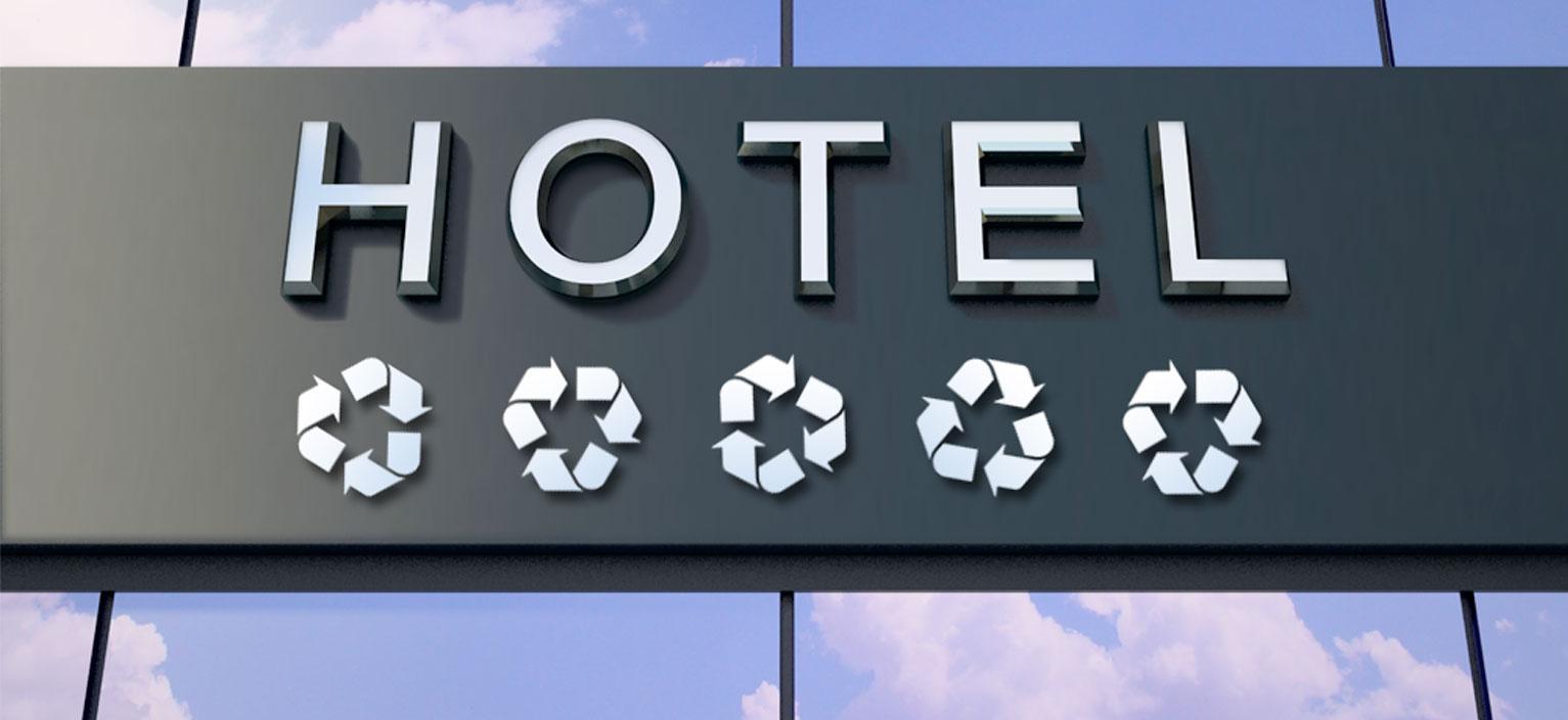 ξενοδοχείο ανακύκλωση