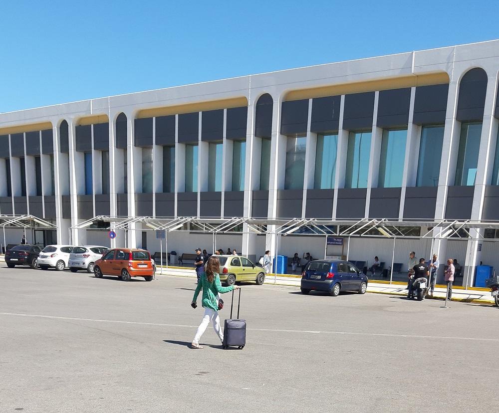 Ταξί αεροδρόμιο