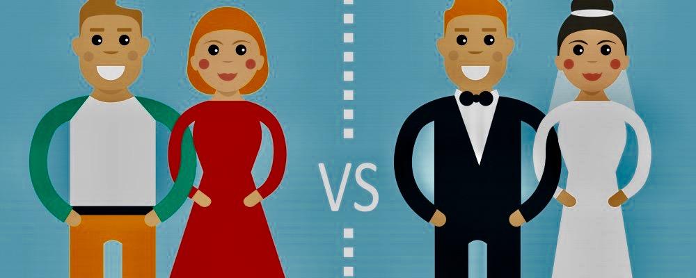 γάμος σύμφωνο συμβίωσης