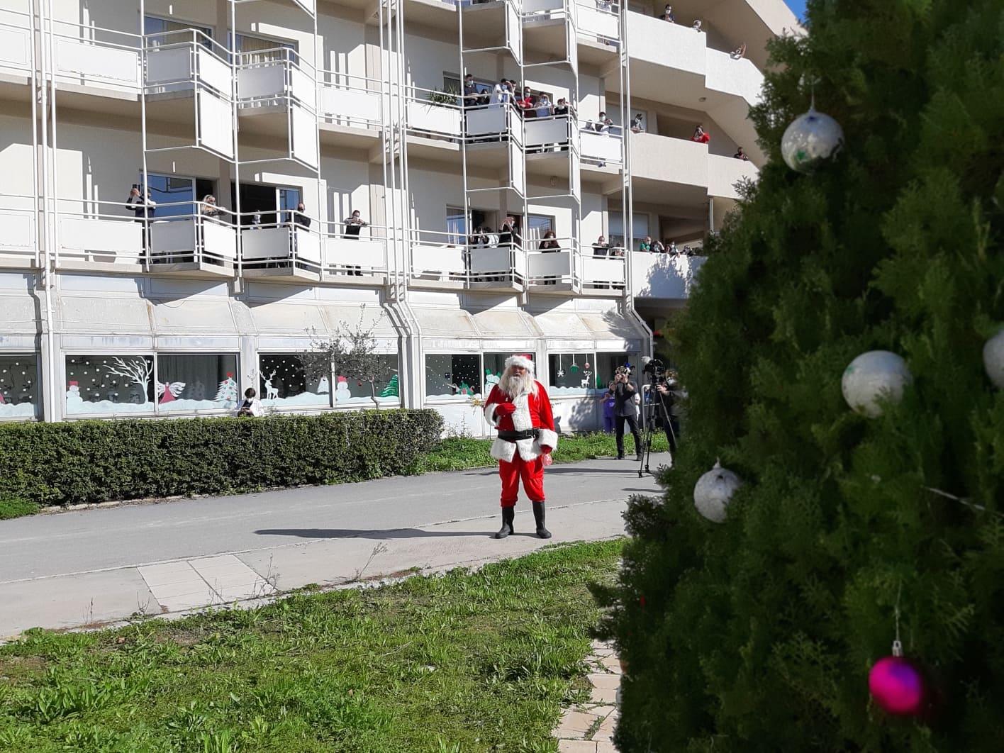 Άγιος Βασίλης ΠΑΓΝΗ