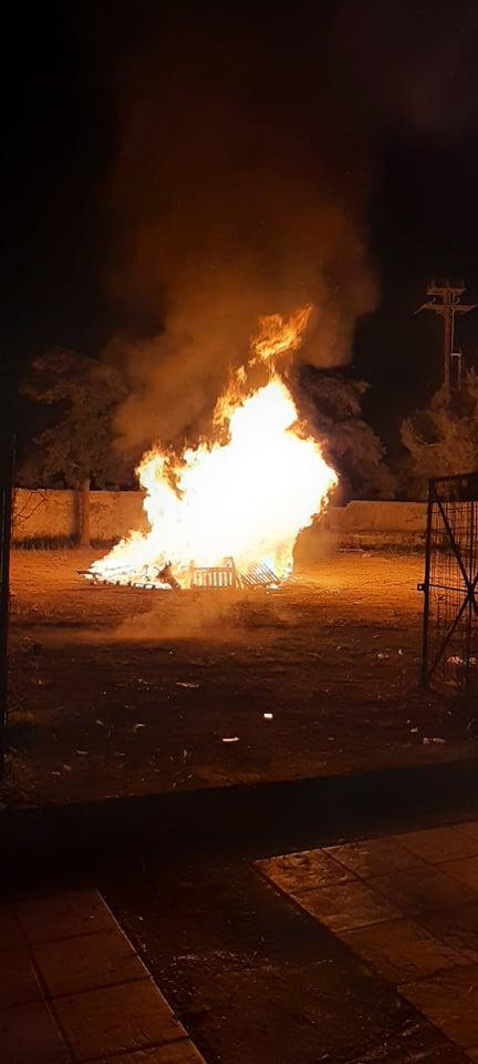 Φωτιά Κατσαμπάς