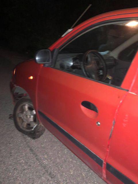 Αυτοκίνητο ατύχημα εθνική οδός