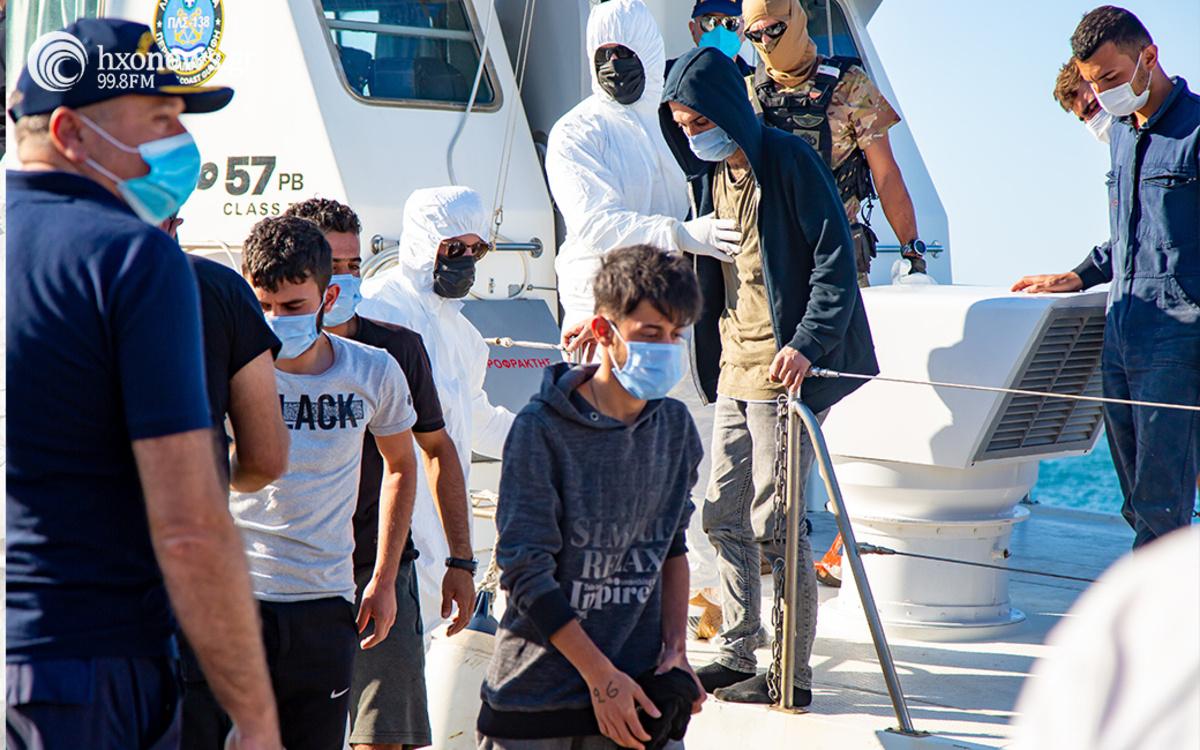 Μετανάστες Ιεράπετρα