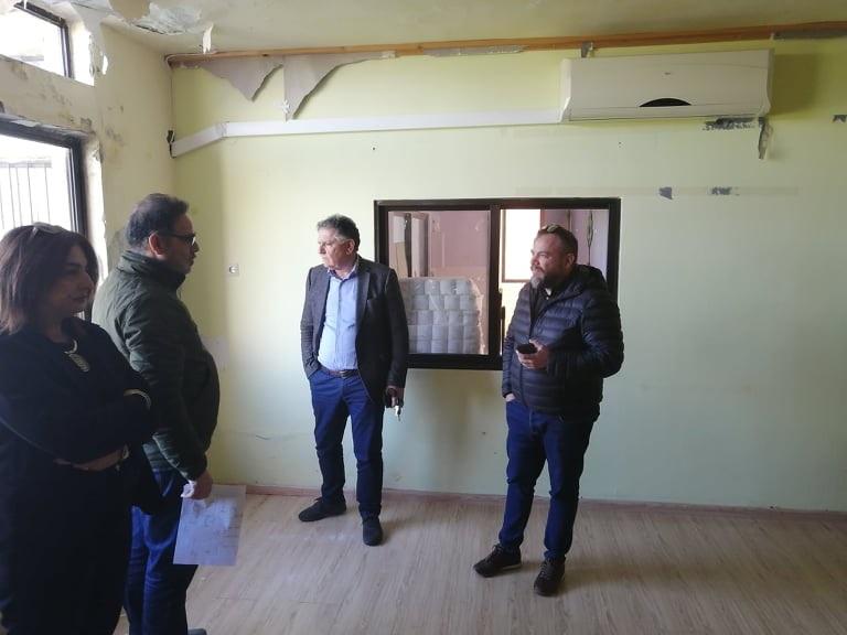 Δήμαρχος Μινώα Παιδικός Σταθμός Αρκαλοχώρι