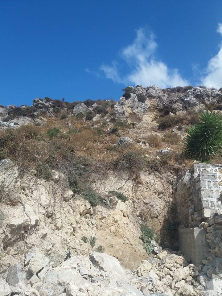 Πανόραμα βράχια