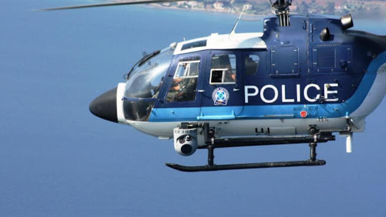 Ψάχνουν για χασισοφυτείες με drone και ελικόπτερο