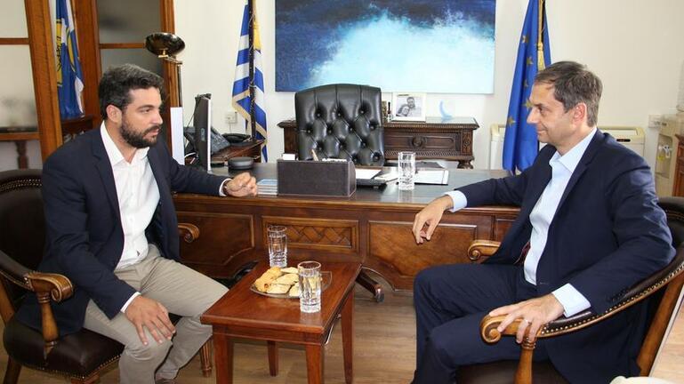 Υπόμνημα στον υπουργό Τουρισμού υπέβαλε ο δήμος Χανίων