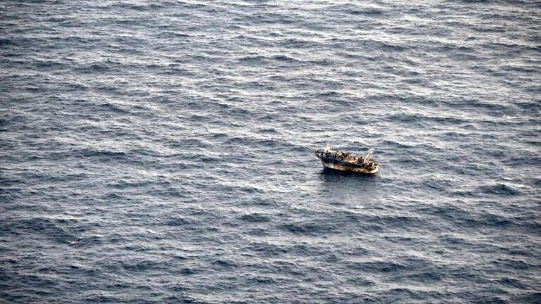 Τεστ κορωνοϊού στους ναυαγούς που μεταφέρθηκαν στην Σητεία