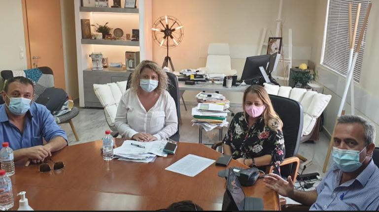 Συνάντηση για τους ιατρικούς επισκέπτες