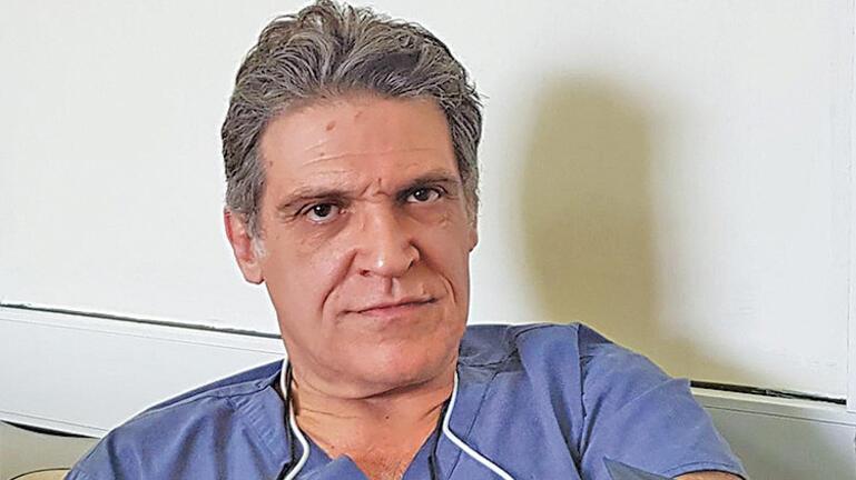 Οι πρωτοπορίες γιατρών του Ηρακλείου - Τι λέει στο Livetalks o Γ. Μαστοράκης