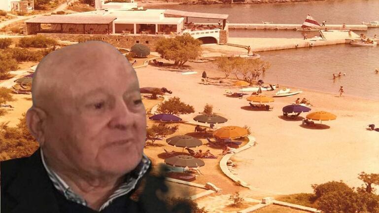 """""""Έφυγε"""" από τη ζωή ο Κώστας Μαντωνανάκης, ένας από τους εμβληματικούς ξενοδόχους"""