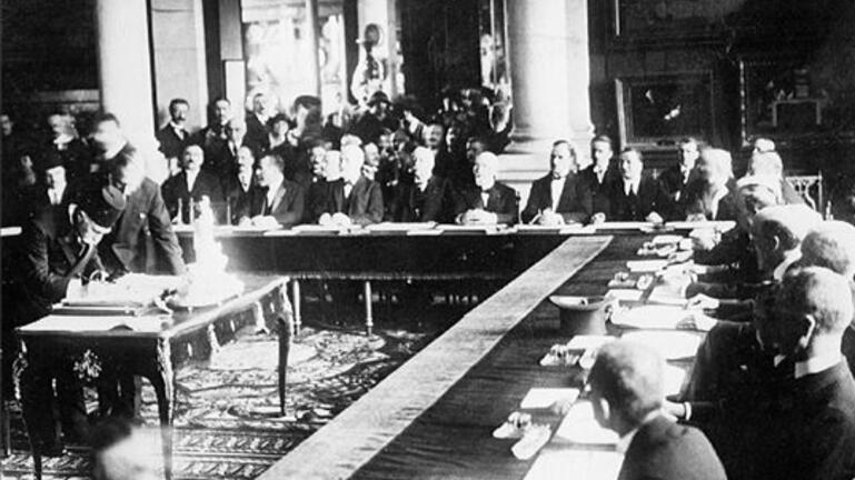 Η Συνθήκη των Σεβρών που διπλασίασε την Ελλάδα