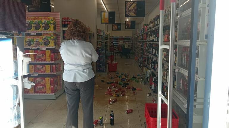 Ισχυρότατος σεισμός στην Κρήτη! - 5,8 ρίχτερ η ένταση της δόνησης!