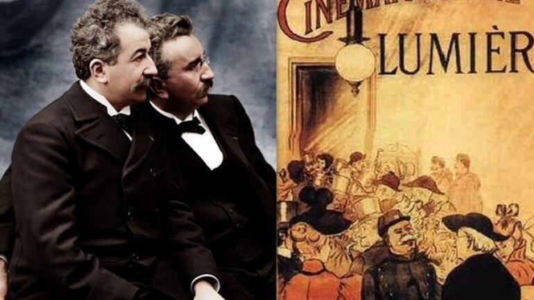 Δύο μύθοι για τους αδελφούς Λυμιέρ