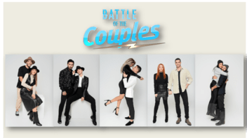 Battle of the Couples: Ένα θορυβώδες πρωινό και μια δοκιμασία που θα καθορίσει τη συνέχεια